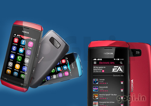 nokia asha 305 mx player