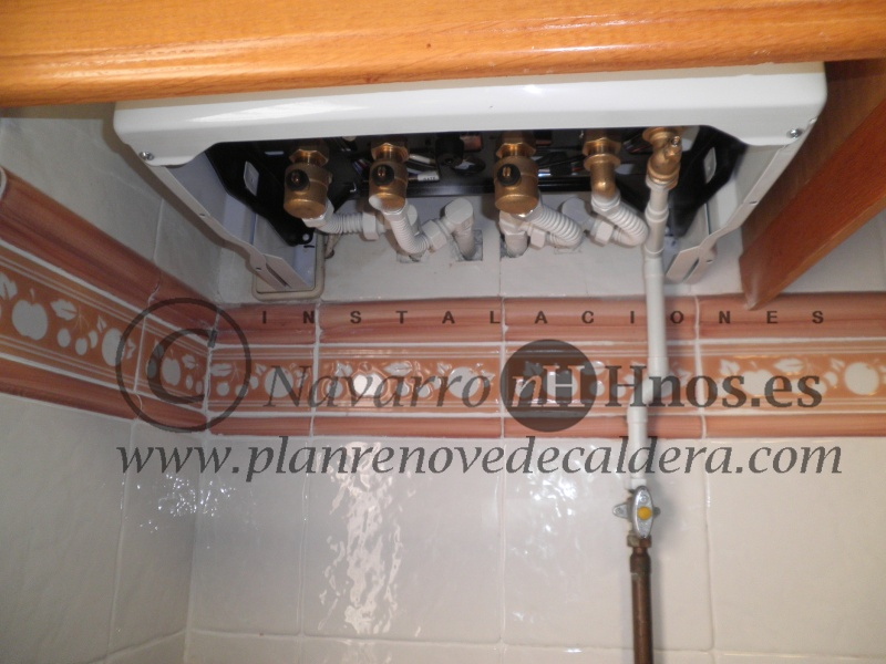 Montaje caldera saunier duval themafast nox f30 www for Precio caldera saunier duval themafast condens f30