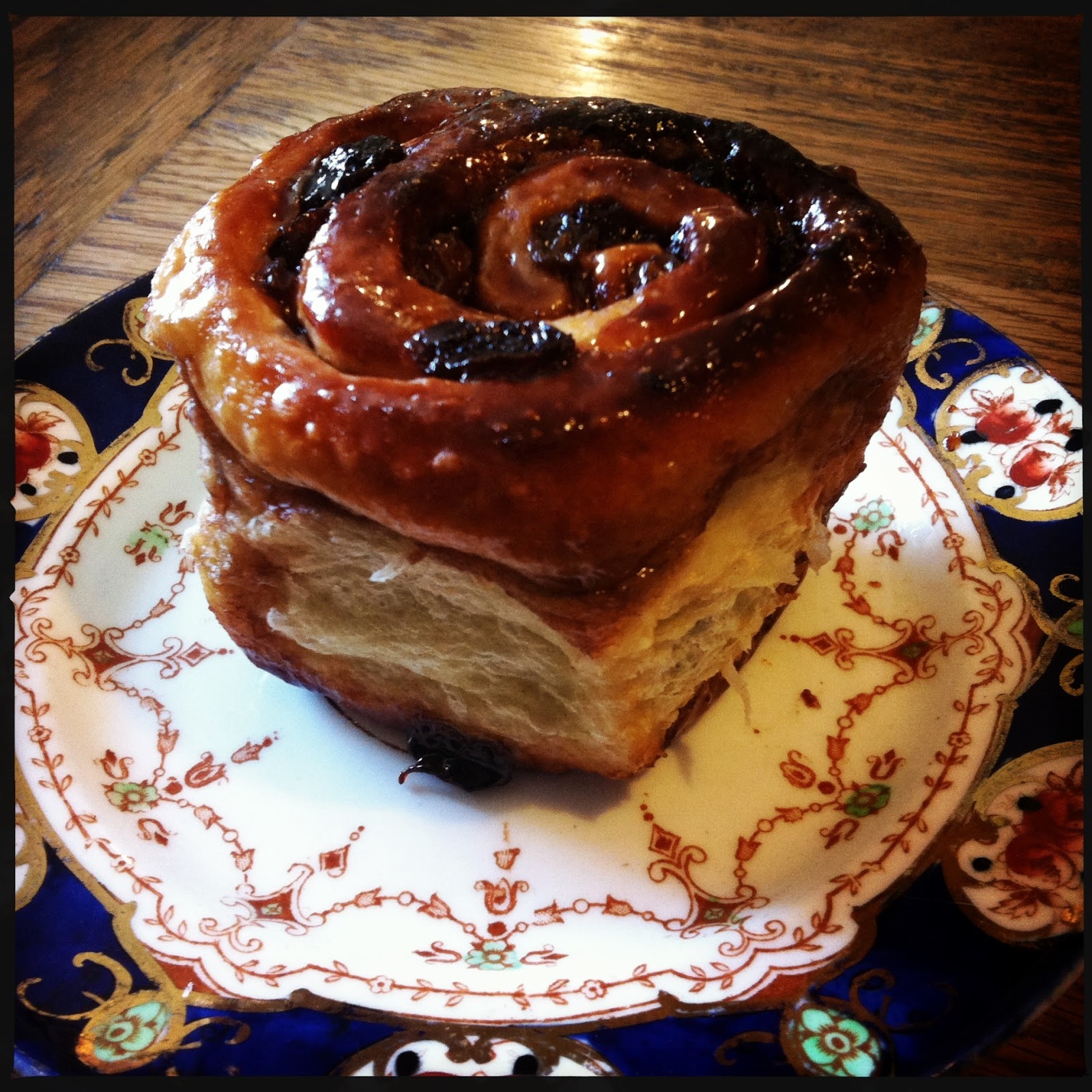 The Vicar Died Laughing: Chelsea Buns