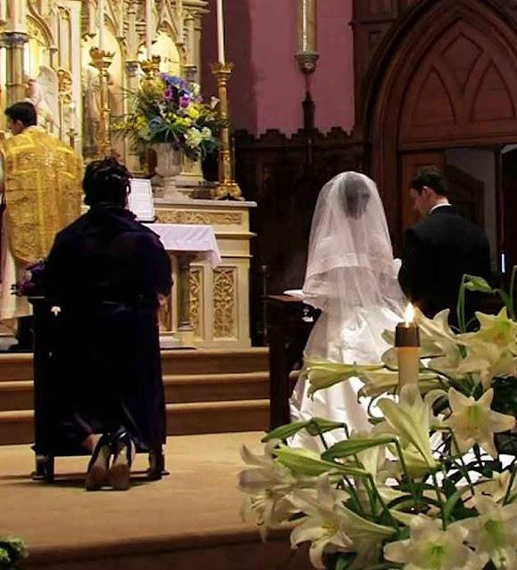 Casamento. Os bons sacerdotes e os fiéis estão sob uma espécie de regime de terror progressista e midiático.