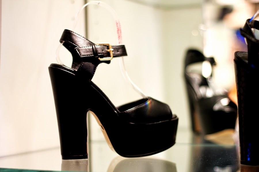 schwarzer pump
