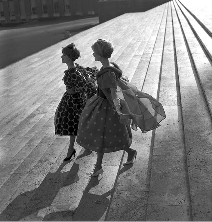 Valentino by Federico Garolla, Roma 1958