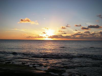 Hawaii Beautiful Sunset Wallpaper