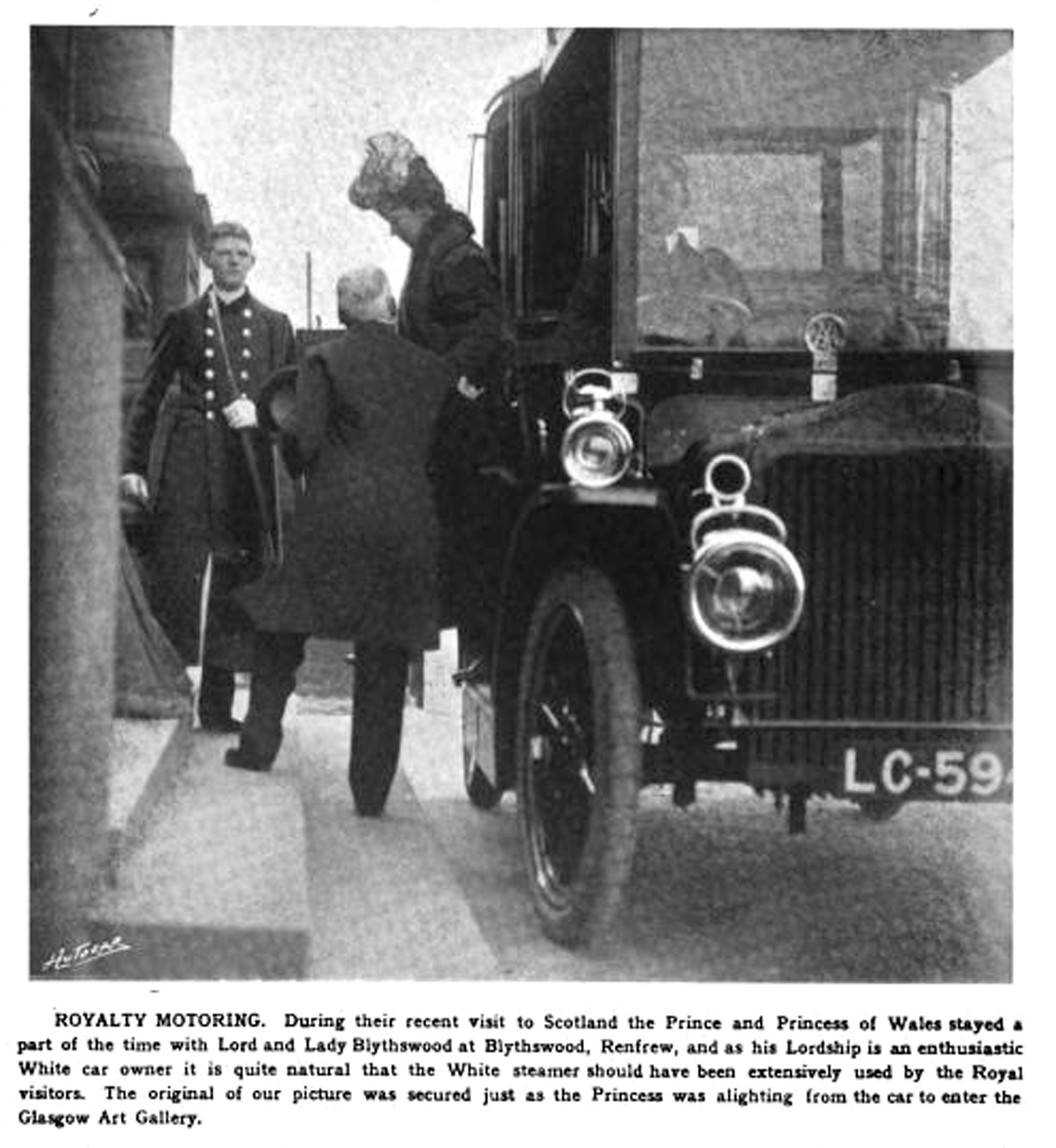 MOTORING. THE AUTOCAR 11 OCTOBER 1929 ISSUE