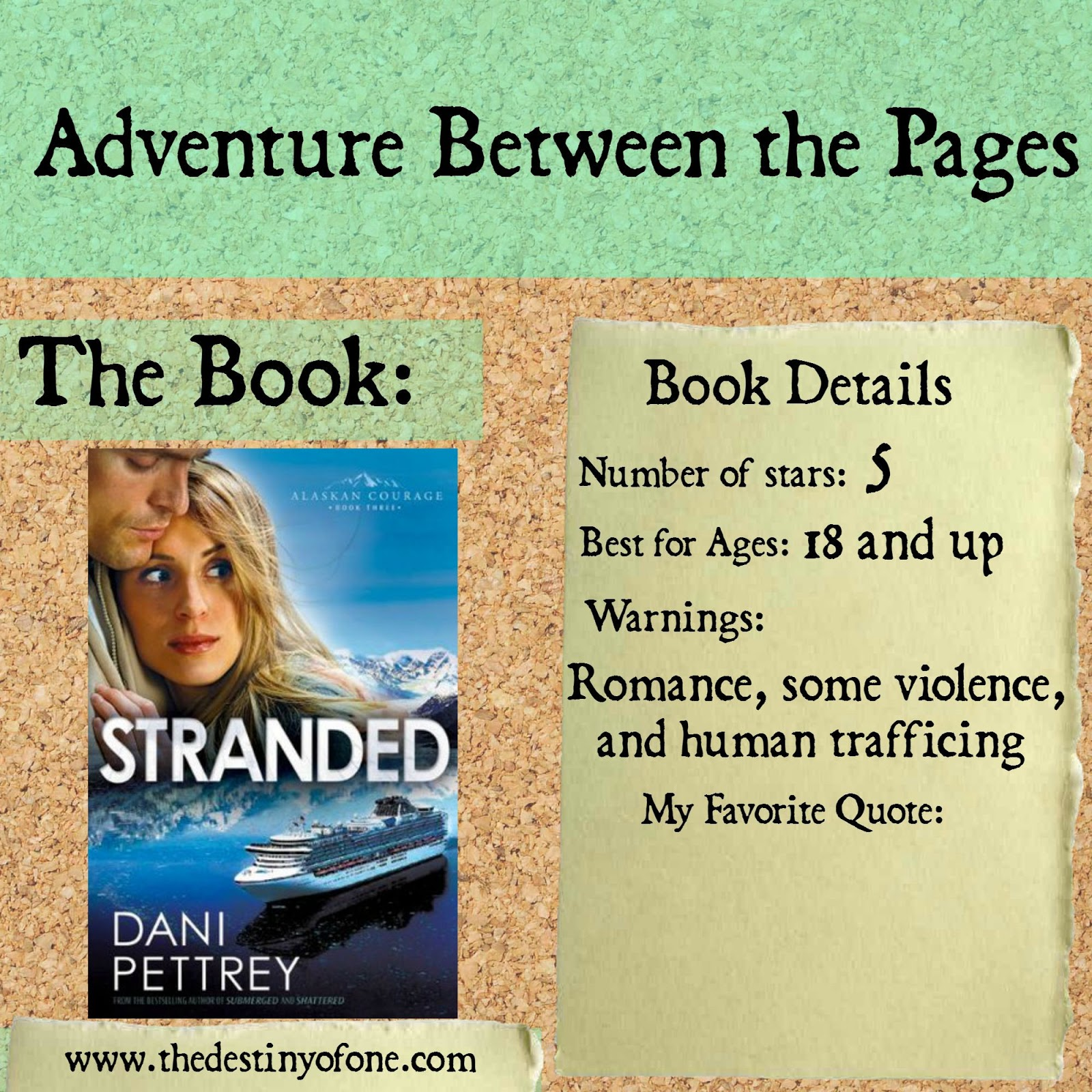 stranded alaskan courage book 3