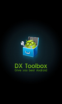 DX Toolbox v 3.1 for Android Smartphone Free Apps apk