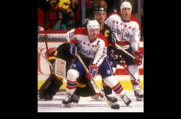 The best trade in Capitals history not involving a Hunter or Langway: Kelly Miller (10) and Mike Ridley from NYR for Bobby Carpenter in 1987.