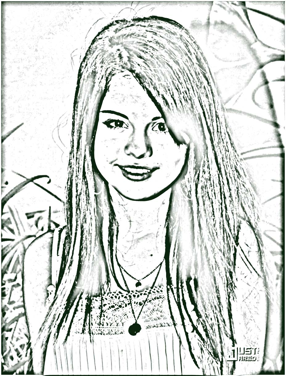 Hannah montana coloring games online - Greatest Hannah Montana Coloring Pages