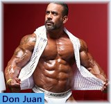 Don Juan - PowerMen, Rock Hard Muscle Daddy