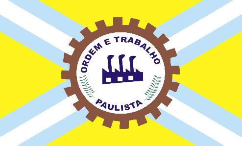 Bandeira da nossa querida cidade