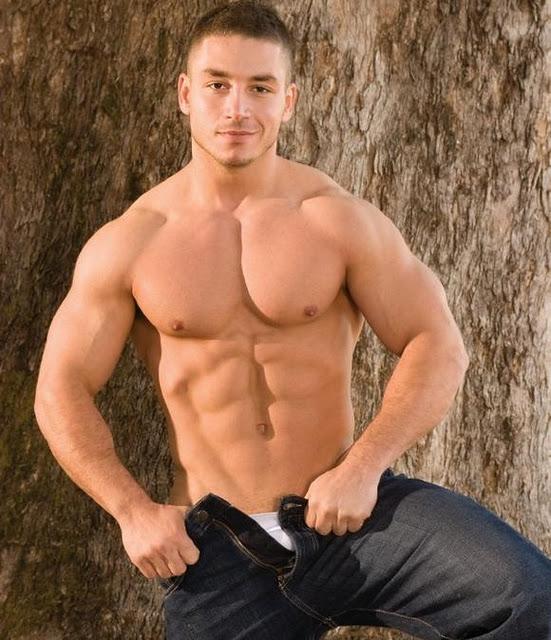 free gay muscle men porn
