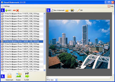 Watermark Software Visual Watermark 2.9.30