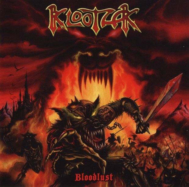 Klootzak &ndash; Bloodlust (2011)