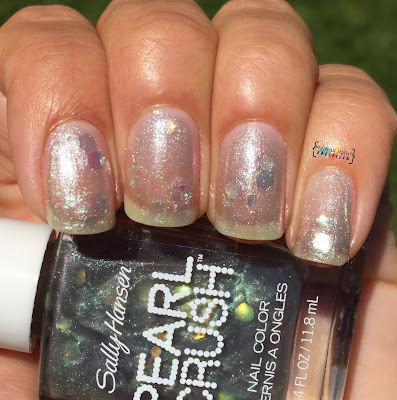 Sally Hansen Silver Scallop