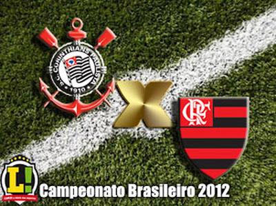 Apresentacao Corinthians Flamengo