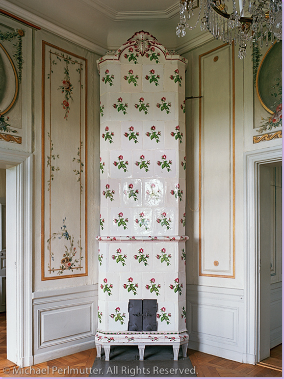Inredning kakelugn jul : Architecture of Tiny Distinction: Making a Kakelugn (Swedish Tiled ...
