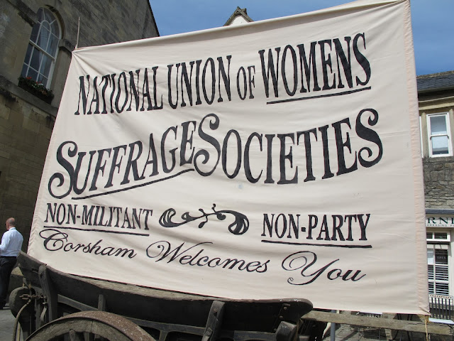 suffragette pilgrimage