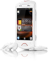 Sony Ericsson Live Walkman