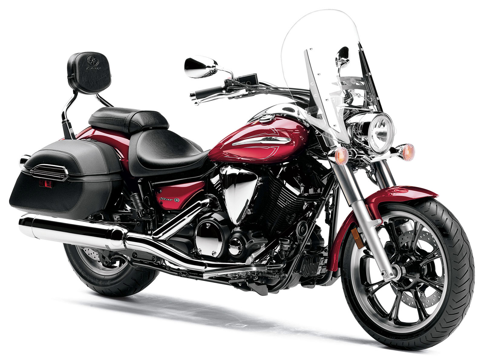 2013 yamaha v star 950 tourer motorcycle pictures review