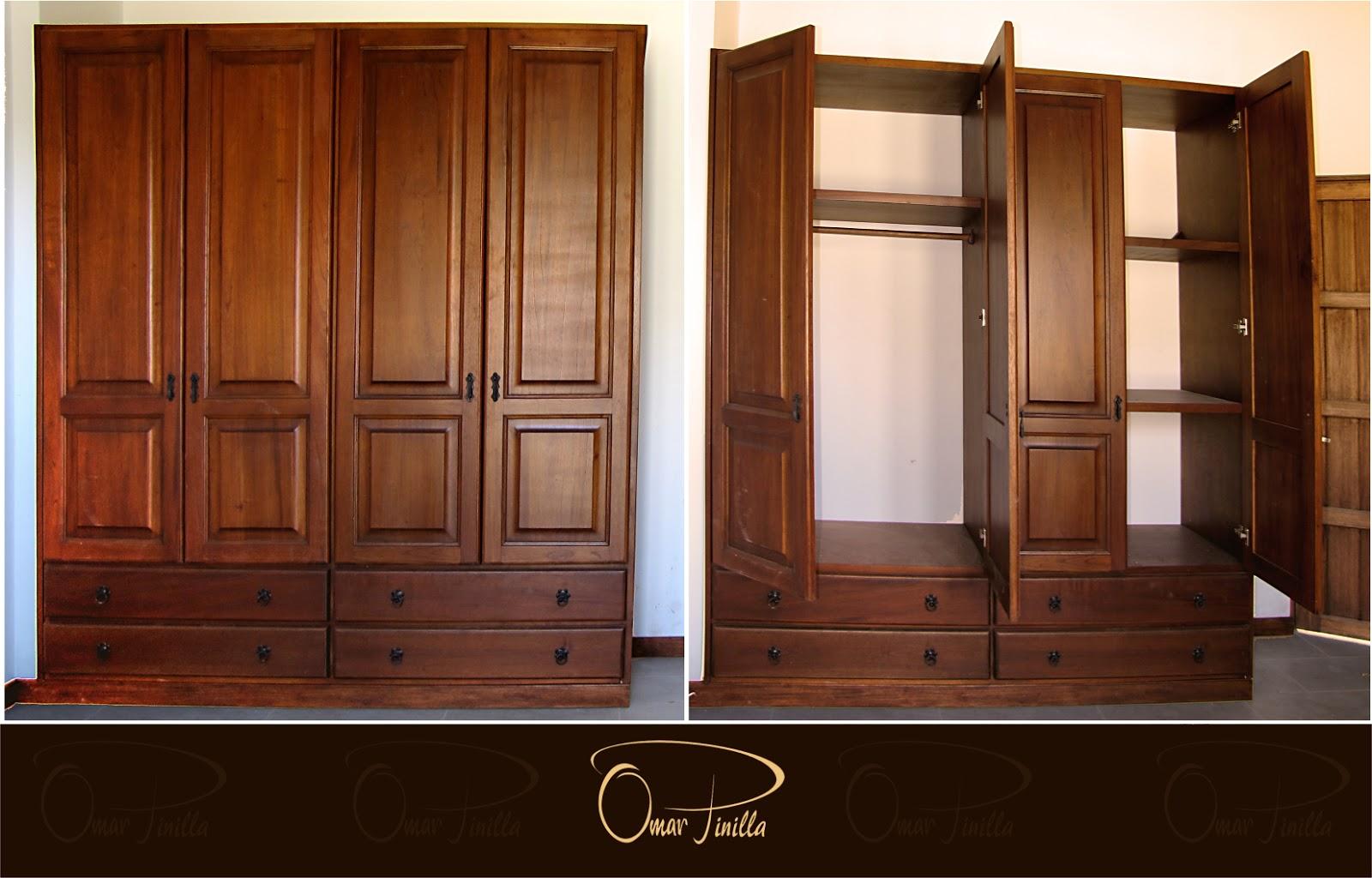 Muebles Omar Pinilla: CLOSET - OTROS MUEBLES