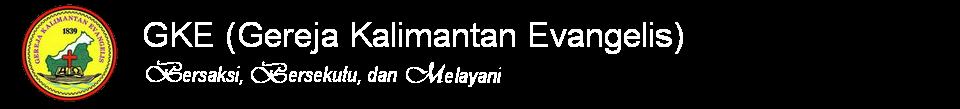 GKE (Gereja Kalimantan Evangelis)