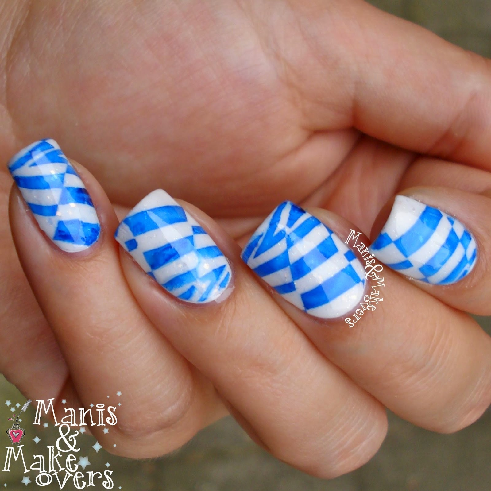 Born Pretty Store Blog October Eye Catching Nail Designs Show 1