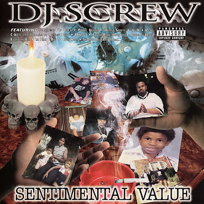 DJ Screw – Sentimental Value (CD) (2002) (FLAC + 320 kbps)