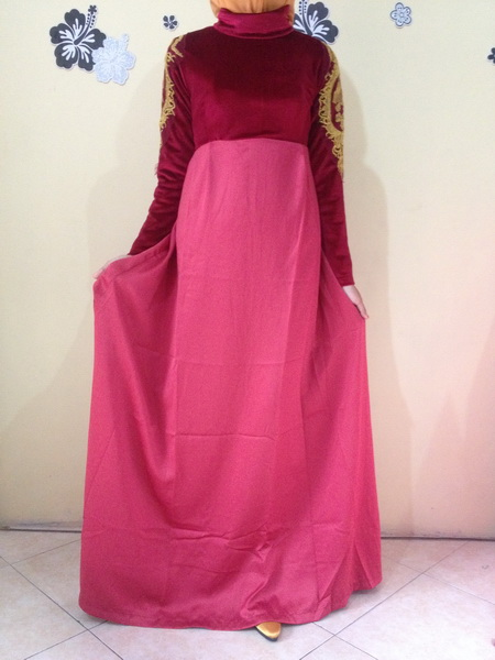 Model gamis pesta untuk ibu menyusui baju gamis pesta modern terbaru - Model Baju Kebaya Pesta Yang Elegan Terbaru 2016 Gebeet Com