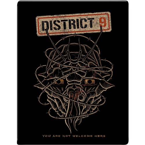 heavy future district 9 new bluray steelbook and