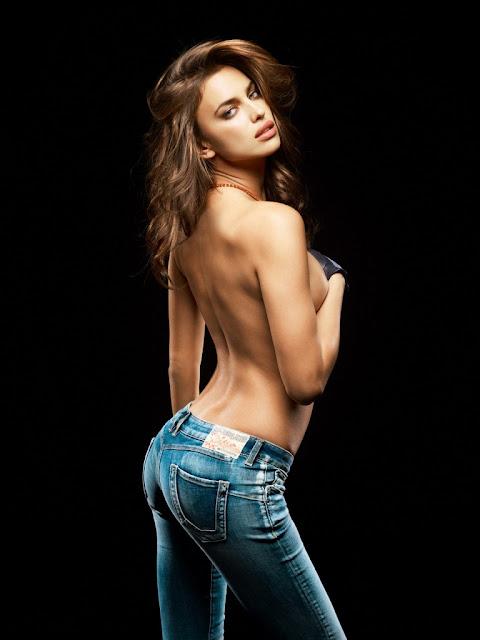 Irina Shayk naked pics