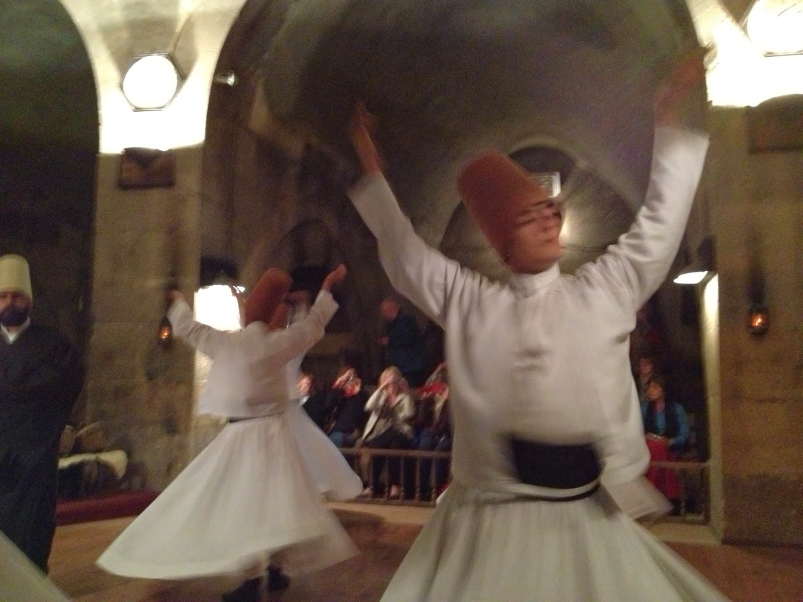 Cappadocia - Whirling Dervishes