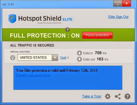 hotspot shield full crack