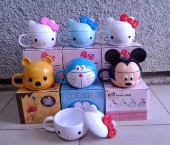 unix shop: mug karakter impor