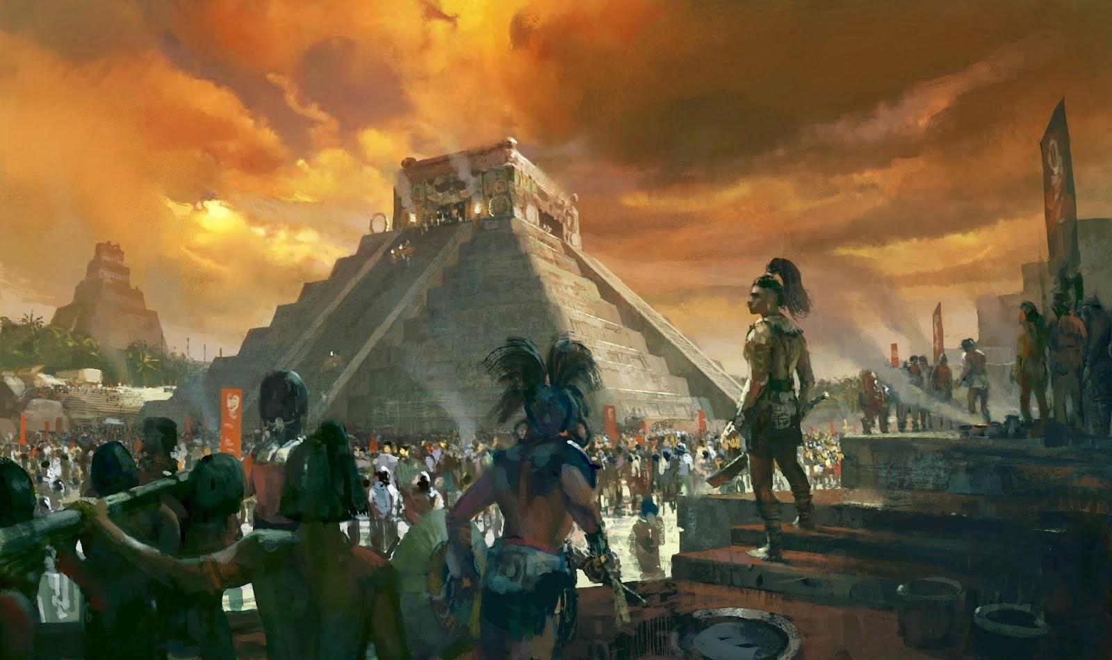 La era Maya
