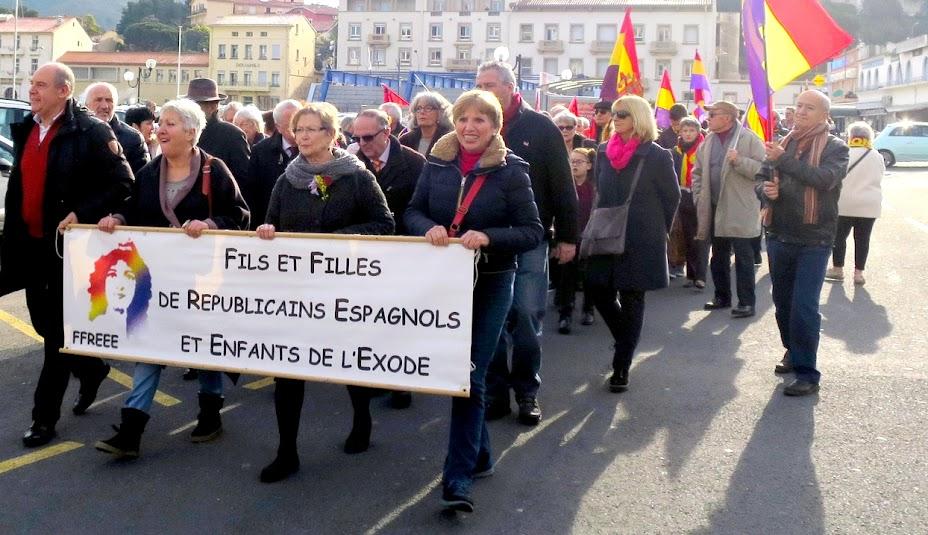 1939-2015 Fils et Filles de Républicains Espagnols et Enfants de l'Exode.