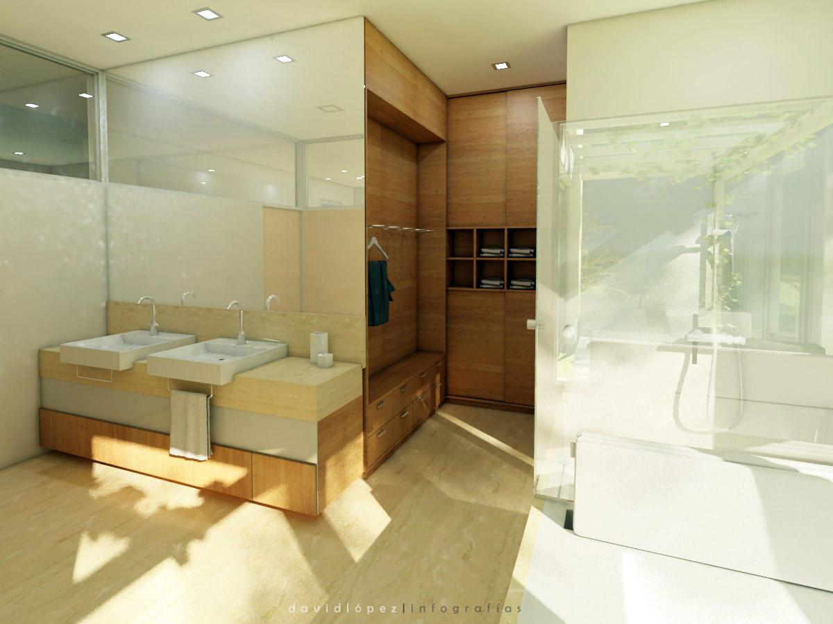Dormitorio con ba o en suite images for Dormitorio con bano