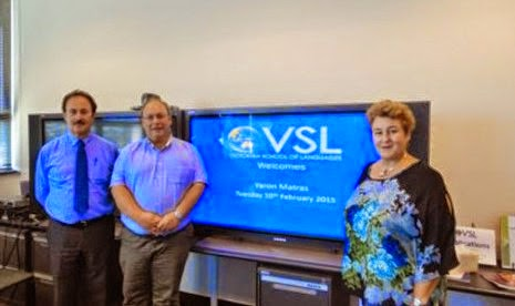 Victoria School di Australia Mempelajari Bahasa Indonesia