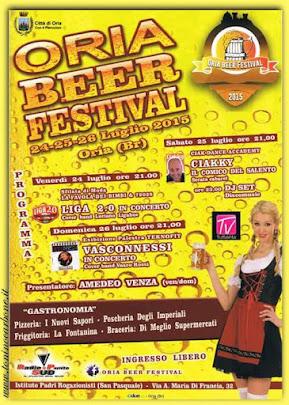 oria beer festival