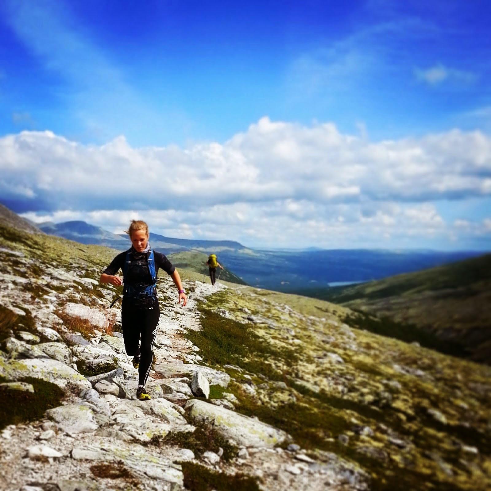 Løpesommer i Rondane