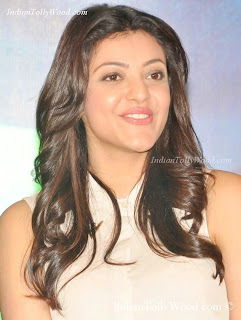 Kajal At Baadshah Success Meet images