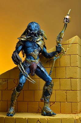 "NECA Predator Series 10 ""Nightstorm"" Predator Figure"