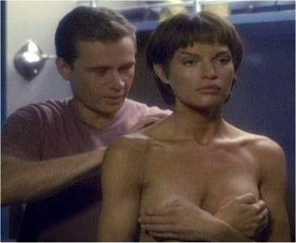 Jolene Blalock topless