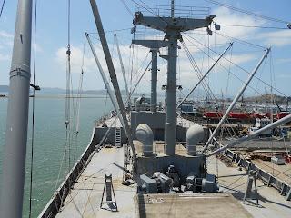 victory ship bow
