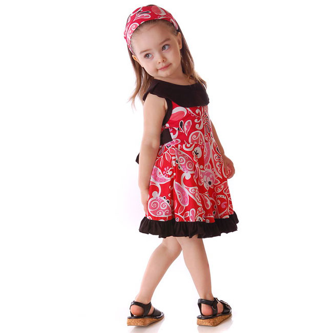 Small Girls 2012 Clothes Dress