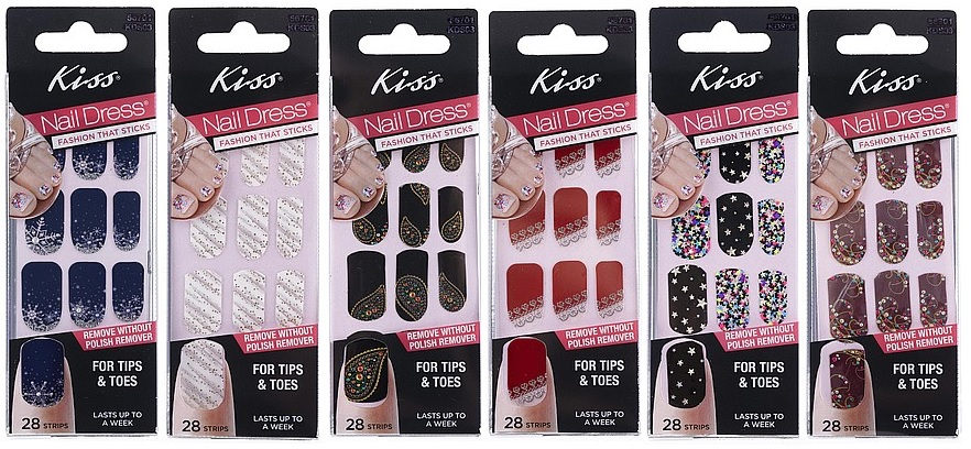 Holiday nails made easy with Kiss and Avon! | Beauty Crazed in Canada