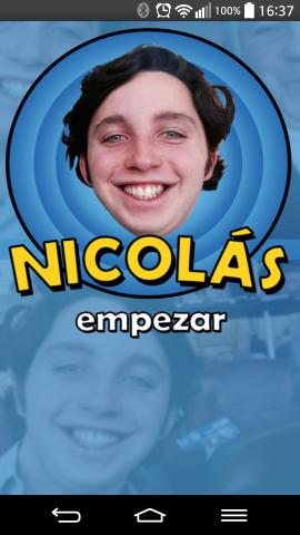 Haz un fotomontaje con el Pequeño Nicolás.