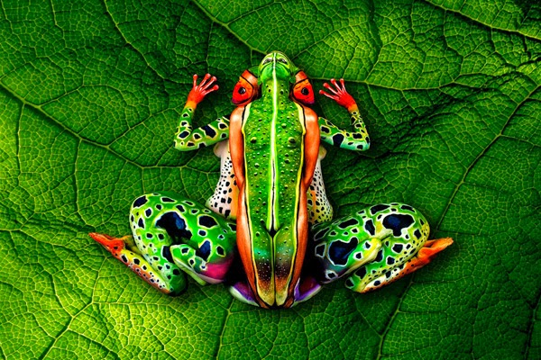full body painting, Arts, Inspiration, human body