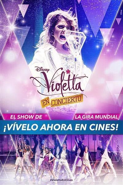 Violetta en Concierto Online