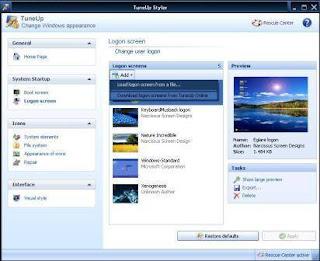 Cara Mengganti Logon Screen Windows Xp