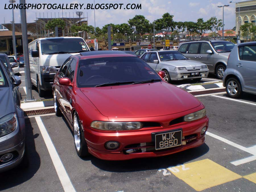 Proton Perdana Turbo Galant Eterna Bodykit